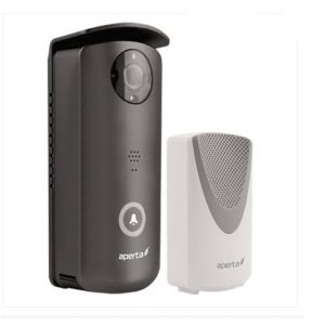 Battery Powered Wi-Fi Door Station with Record Facility-0