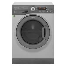 Hotpoint Ultima 9KG/6KG 1400 Spin Freestanding Washer Dryer - Graphite -0