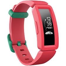 Fitbit Ace 2 Kids Fitness Tracker | Watermelon/Teal-0