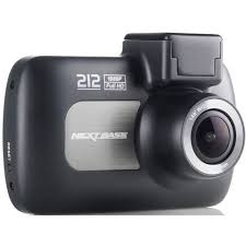 Nextbase 212 In-Car Lite Dash Camera - Black -0