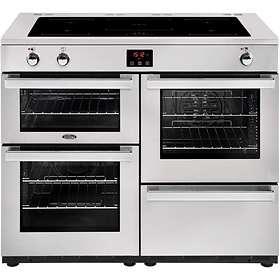 Belling 110cm Induction Cookcenter Range Cooker-0