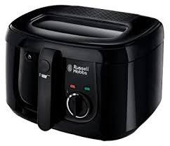 Russell Hobbs 2.5L Deep Fat Fryer Black-0