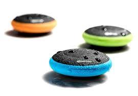 Boompods Aquapods Orange BT Speaker-0