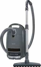 Miele Complete C3 PowerLine Vacuum Cleaner with Parquet head - Grey-0