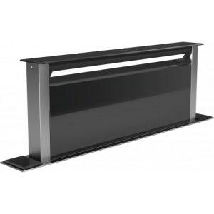 Neff 90 cm Downdraft Cooker Hood - Black -0
