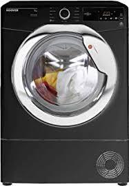Hoover 8KG Condenser Tumble Dryer I Black-0
