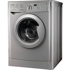 Indesit 8kg 1400 Spin Washing Machine I Graphite-0