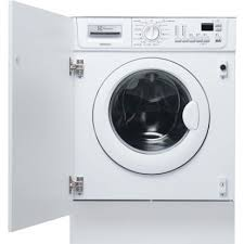 Electrolux Integrated 7KG/ 4KG 1200 Spin Washer Drier-0