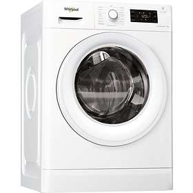 Whirlpool FreshCare 9kg 1200 Spin, 6th Sense Washing Machine, White-0