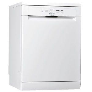 Hotpoint Aquarius 60cm 13-Place Full Size Dishwasher - White-0