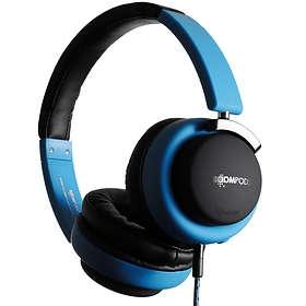 Boompods Hush Noise Cancelling Headphones-0