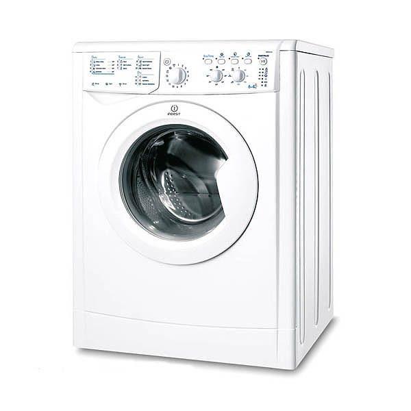 Indesit Washer Dryer IWDC6125, 6+5KG, 1200 Spin. Washer Dryer-0