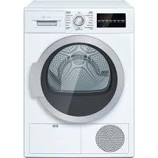 Neff B Rated 9KG Condenser Dryer-0