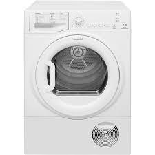 Hotpoint 7kg Freestanding Condenser Tumble Dryer Polar White-0