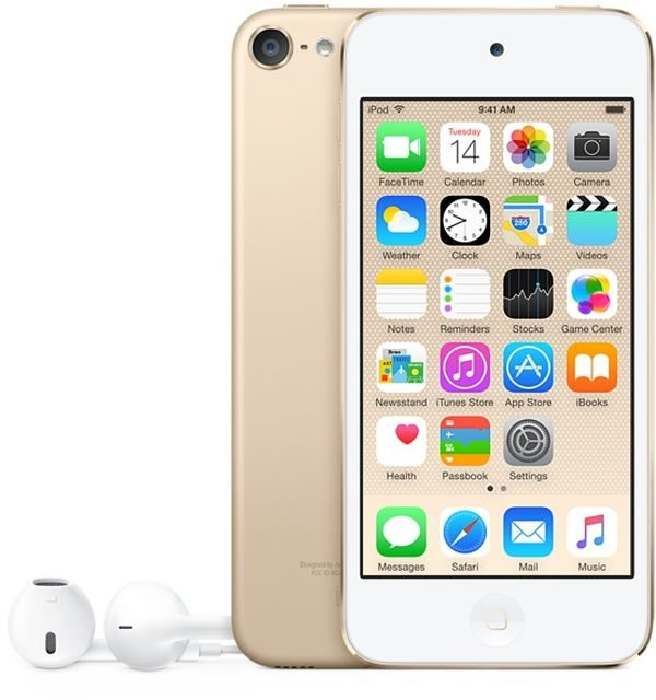 Apple Ipod Touch 32GB - Gold-0