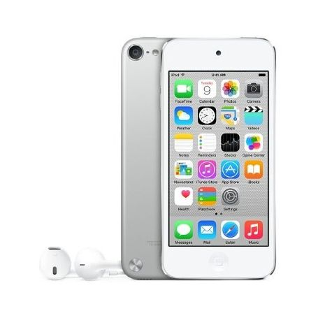 Apple Ipod Touch 32GB - White & Silver -0
