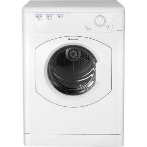 HOTPOINT Aquarius 8kg Vented Tumble Dryer I White-0