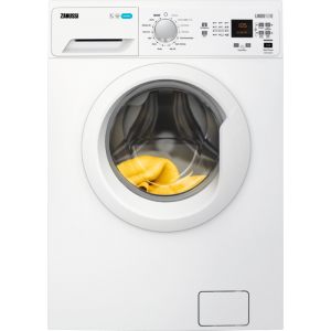 Zanussi Lindo 100 7KG, 1200 Spin, Washing Machine I White-0